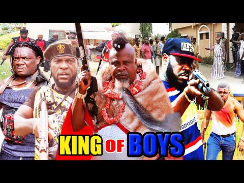 King Of Boys Season 1- Don Brymo & Emma Ehummadu 2020 Latest Nigerian Movie.