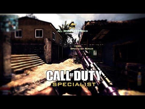 Call of Duty - Специалист