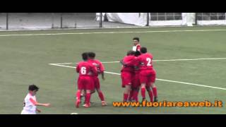 GIOVANISSIMI ELITE FASCIA B: Romulea - Ladispoli 2-1