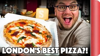London's Best Pizza?! (At 3 price points)