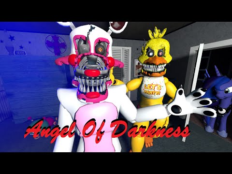 [SFM FNAF] Angel Of Darkness (SEIZURE WARNING)