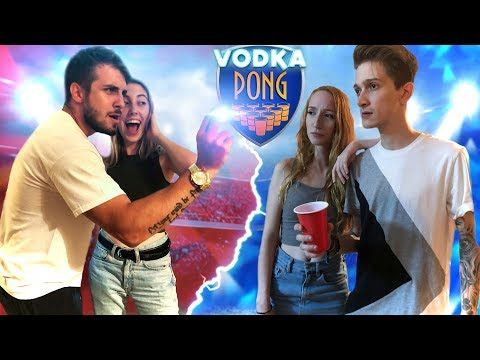 Campionato VODKA PONG | Blur&Sofia #1