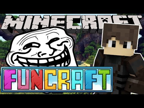 THE WORST TROLL EVER ! | Minecraft FunCraft | Episode 4