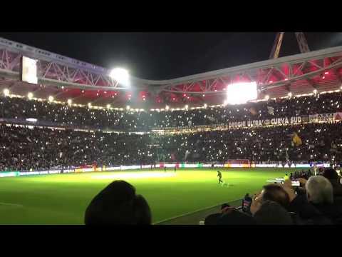 Juventus - Tottenham 2-2 13/02/2018 Lettura Formazioni