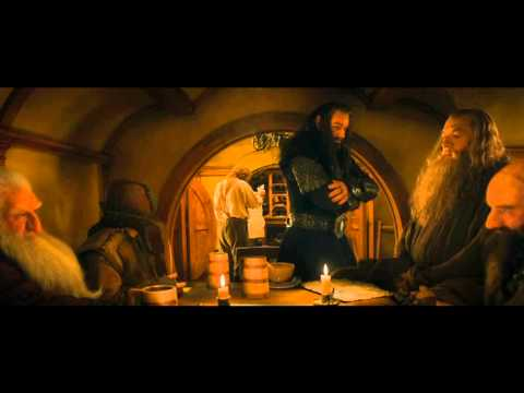 The Hobbit: An Unexpected Journey - 'Give Him The Contract' Clip