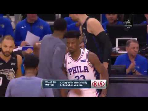 Video: Jimmy Butler's Philadelphia 76ers Debut | November 14, 2018