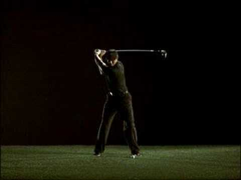 Golf Swing Slow Motion:Tiger Woods