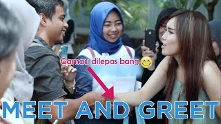Meet And Greet AADECI with Ayu Ting Ting