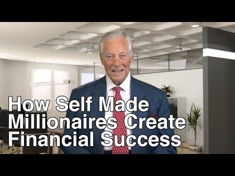 איך מליונר בזכות עצמו מייצר הצלחה כלכלית?