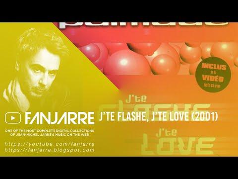 Jean Michel Jarre & Pierre Palmade - J'te Flashe,J'te Love (Single)