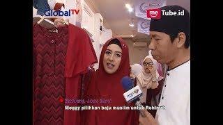 Video Belanja, Meggy Pilihkan Baju Lebaran untuk Rohimah Istri Pertama Kiwil - Obsesi 23/06 MP3, 3GP, MP4, WEBM, AVI, FLV Juni 2017