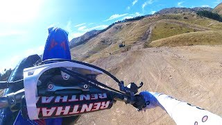 10. GoPro: Dylan Walsh at The Throne Track