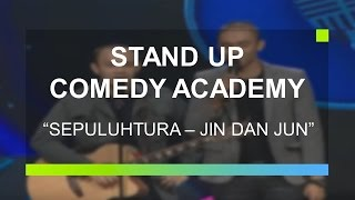 Video Sepuluhtura - Jin dan Jun (Stand Up Comedy Academy) MP3, 3GP, MP4, WEBM, AVI, FLV Oktober 2018