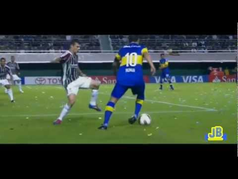 Video Juan Roman Riquelme el se�or futbol