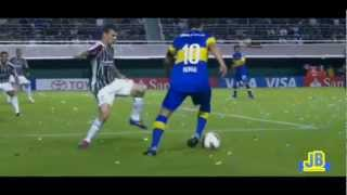 Juan Roman Riquelme: El Señor Futbol