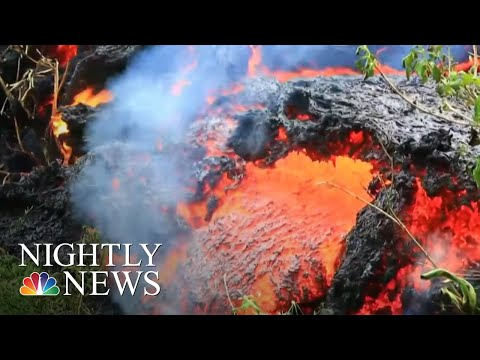 Download Officials Warn Largest Hawaii Volcano Eruption Is 'Imminent' | NBC Nightly News HD Mp4 3GP Video and MP3