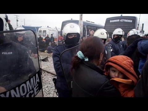 Απελπιστική η κατάσταση στην Ειδομένη – Σχέδιο έκτακτης ανάγκης κατέθεσε η Ελλάδα στην ΕΕ