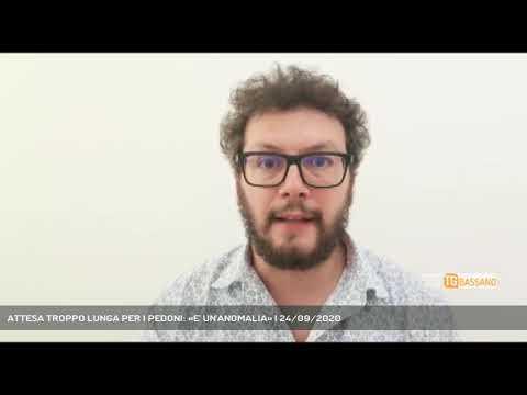 ATTESA TROPPO LUNGA PER I PEDONI: «E' UN'ANOMALIA»   24/09/2020