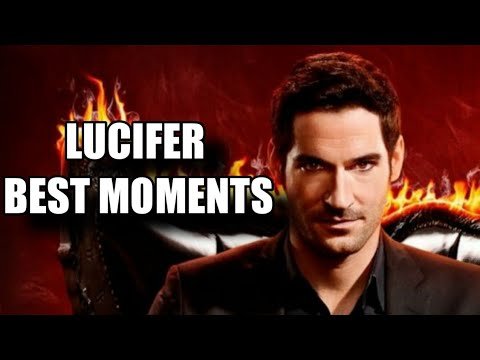 LUCIFER SEASON 5 | best moments