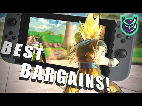 BARGAINS! 19 Switch EShop Games On SALE This Week Worth Buying! EP5