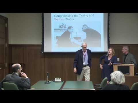 Researcher Talk: Tax and Spend: The Welfare State, Tax Politics...