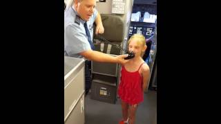 first time flying #jetblue #pilot #announcement