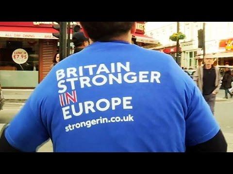 Οι αναποφάσιστοι θα καθορίσουν το μέλλον της Μεγάλης Βρετανίας