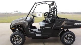 3. $14,999:  2016 Prowler 700 HDX XT EPS Camo Overview and Review