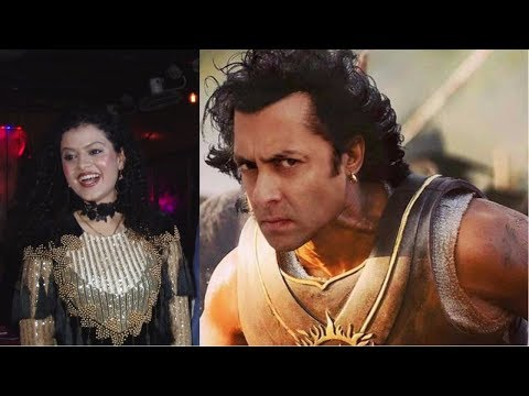 """Salman Khan Is The Real Baahubali In Bollywood "" Palak Muchhal"