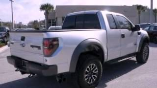 2012 Ford F-150 SVT Raptor Green Cove Springs FL