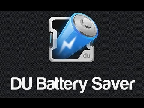 SAVER - DU Battery Saver is the best Android battery saver app! I have tried a lot of Android battery saver apps and hands down DU Battery Saver & Widgets is the bes...