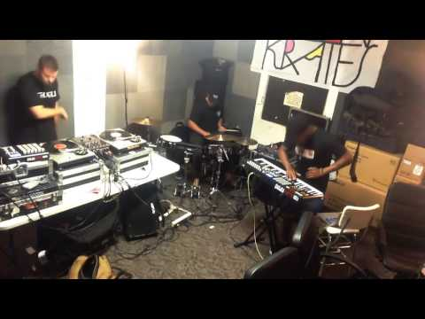 every - Canadian three-piece livetronica band Keys N Krates are working away in their studio to perfect the tracks they'll perform on their Every Nite tour. In this video, we get an insiders glance...