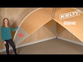 Kelty Sunshade w/ Side Wall Shelter - video 1