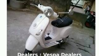 5. 2006 Vespa LX 150 Review & Specs