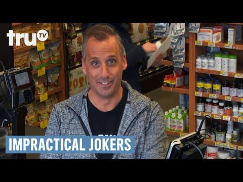 Impractical Jokers - Gentleman Joe | Trutv