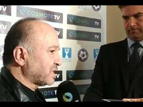 """Video - Τσούτσας: """"Φέτος θα είναι η χρονιά της ΑΕΚ στο Κύπελλο..."""" (vid)"""