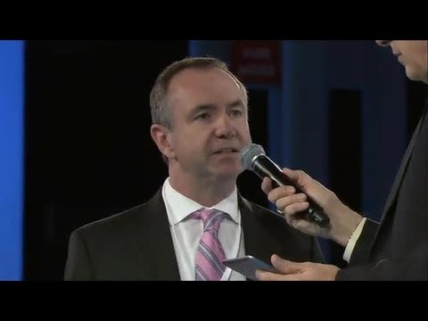 Pre-Show Interview 4 - Salesforce World Tour New York - Blackberry