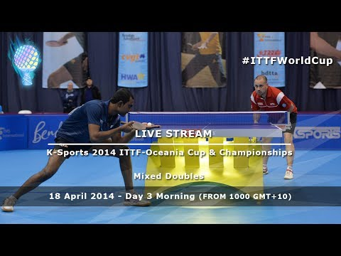 Cup - Next match starts 13:00 GMT +10 The ITTF-Oceania Cup is the premier Table Tennis event on the ITTF-Oceania calendar.The event sees a total prize pool of over...