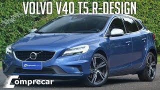 Ver o vídeo Avaliação: Volvo V40 T5 R-Design