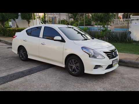 Rent a car NEW Nissan Almera (18-19) Video