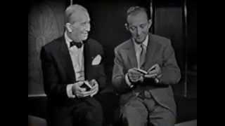 Video Bing Crosby & Maurice Chevalier - Girls Medley MP3, 3GP, MP4, WEBM, AVI, FLV Februari 2019