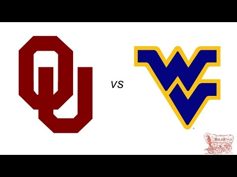OU vs. West Virginia Highlights