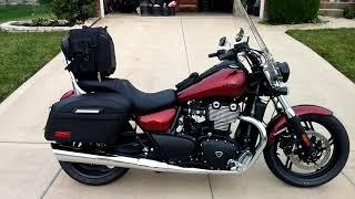1. 2017 Triumph Thunderbird Storm Motorcycle Hard Saddlebags Review - vikingbags.com
