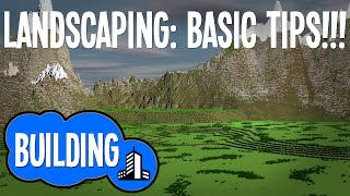 Landscaping Basics - Building Tips&Tricks