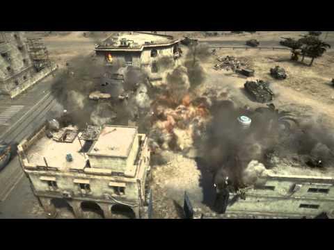 Command & Conquer Gamescom 2012 Gameplay Trailer