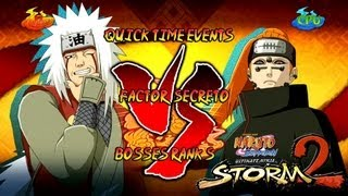 Naruto Shippuden: Ultimate Ninja Storm 3 - Naruto Ultimate Ninja Storm 2 1080p Boss 8 Pain Rank S |
