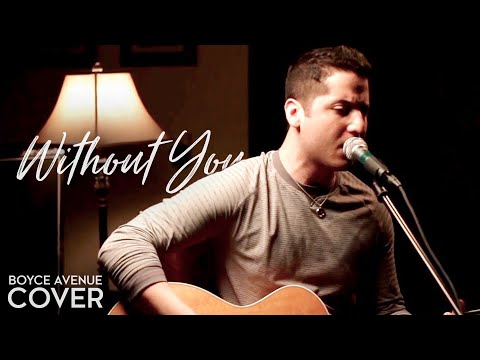 """David Guetta  """"Without You"""" feat. Usher Cover by Boyce Avenue"""