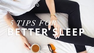 Hi guys! Today we're sharing 5 natural tips on how to sleep better! Getting a good nights sleep is SO important for balancing our hormones and improving our ...