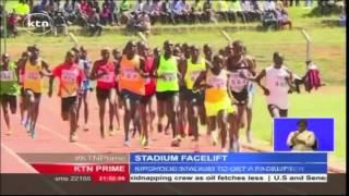 Sports Kenya Partnered With Uasin Gishu County Government To Give Kipchoge Keino Stadium A Facelift