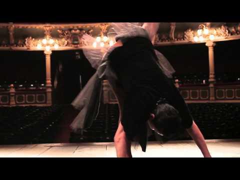 Danza del Sueño, Mini- documental sobre la dedicada del Festival de Coreógrafos Graciela Moreno 2013, Nandayure Harley